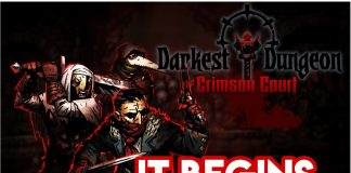 The Crimson Court, phần mới của Darkest Dungeon