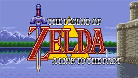 zelda a link to the past review