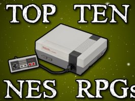 top 10 nes rpg
