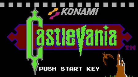 castlevania nes review