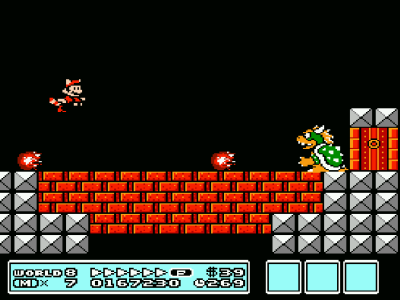 game super mario bros 3 for android