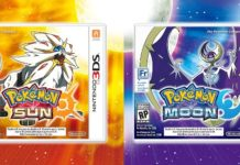 pokemon sun and moon nds